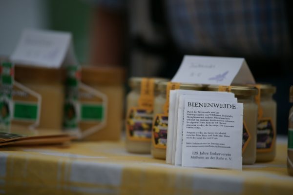 Honigverkauf & mehr (125-Jahr-Feier)