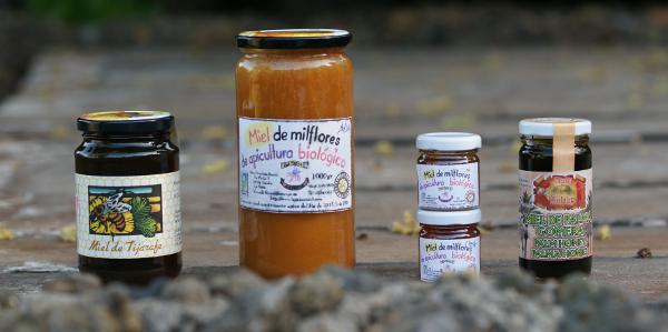 La Palma: Honigsorten